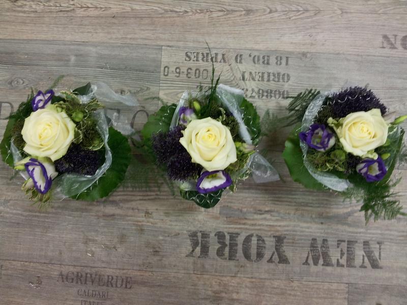 Tischschmuck aus Illingen – Blumendeko für jeden Anlass