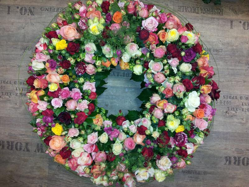 Trauerfloristik aus Illingen von Blumen Schüßler